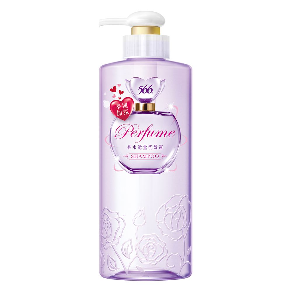566 Perfume Shampoo-(Lucky)Oriental Note