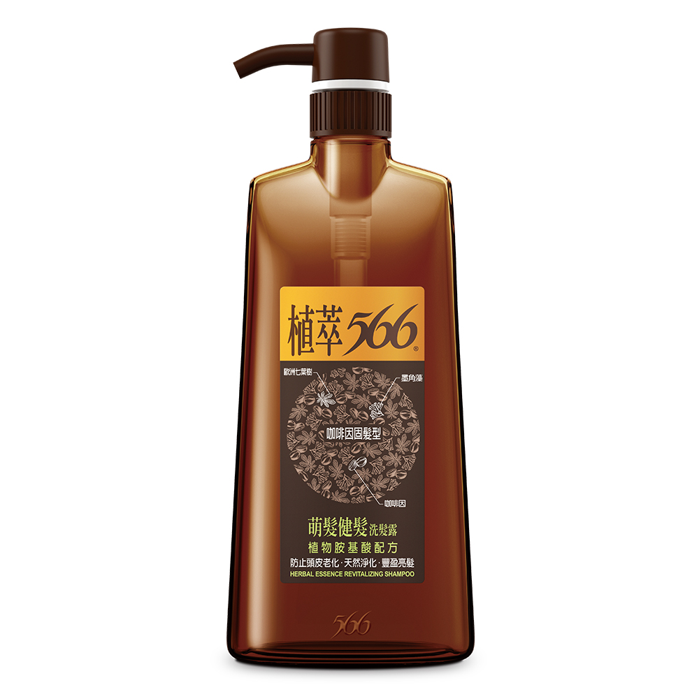 566 Herbal Essence Revitalizing Shampoo - Caffeine Strengthening